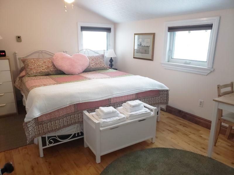 The Heather Eleanora Room